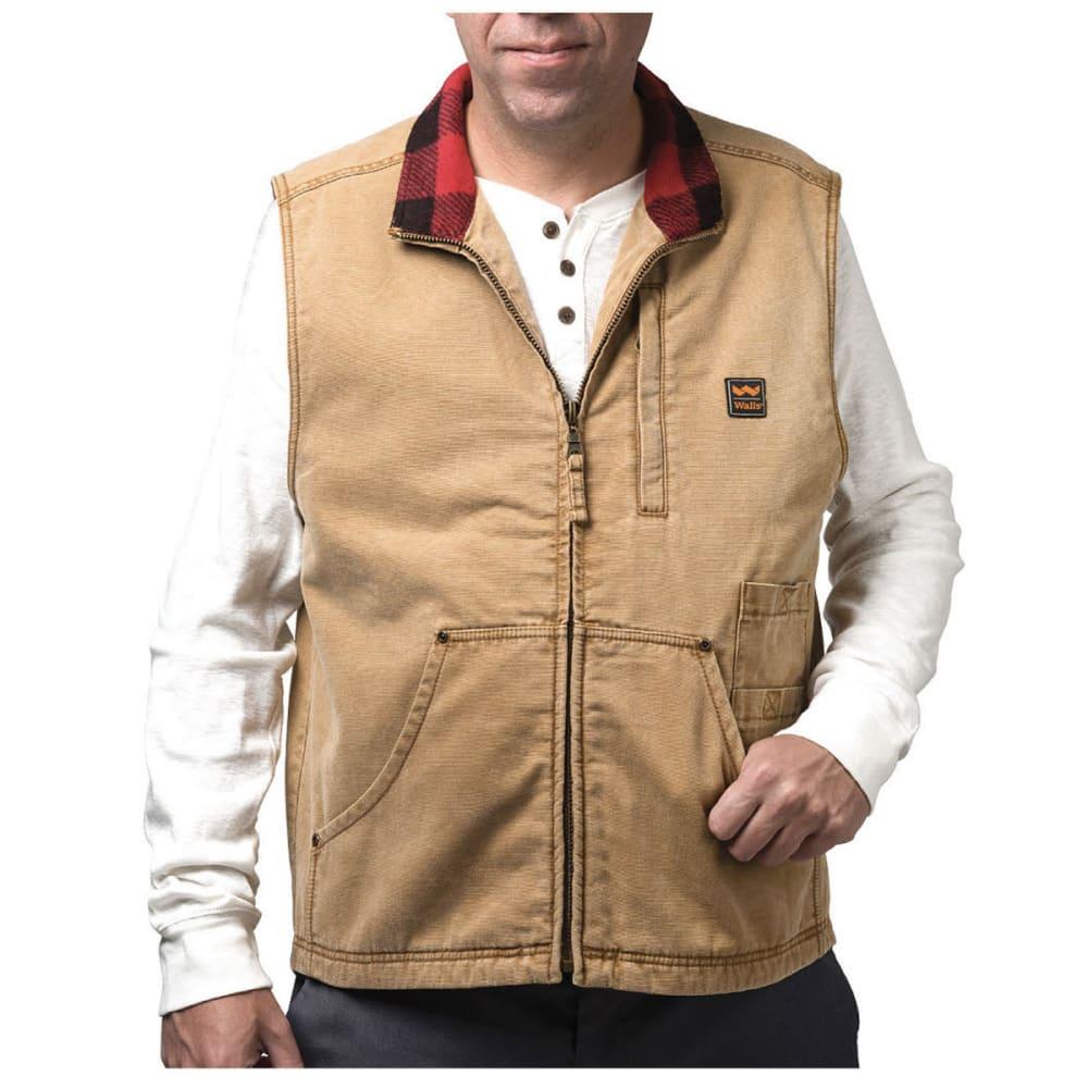 WALLS Vintage Pecos Duck Vest - WPC9 VINTAGE PECAN