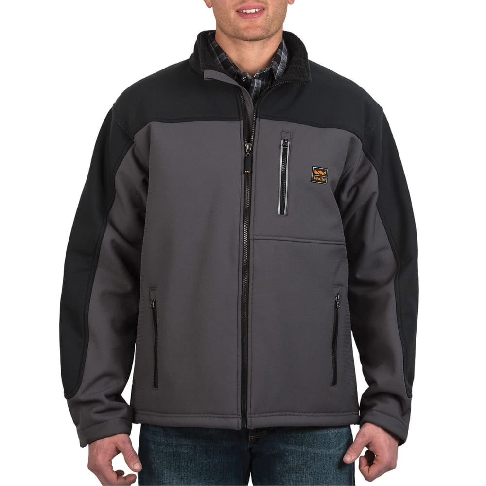 WALLS Men's Storm Protector Sherpa-Lined Jacket - GK9 GRAPHITE/BLK