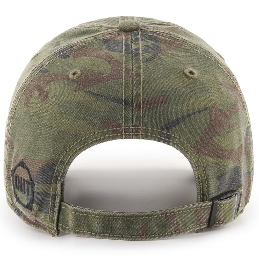 47 BRAND Men's Operation Hat Trick Sandalwood Movement '47 Clean Up Cap - CAMO