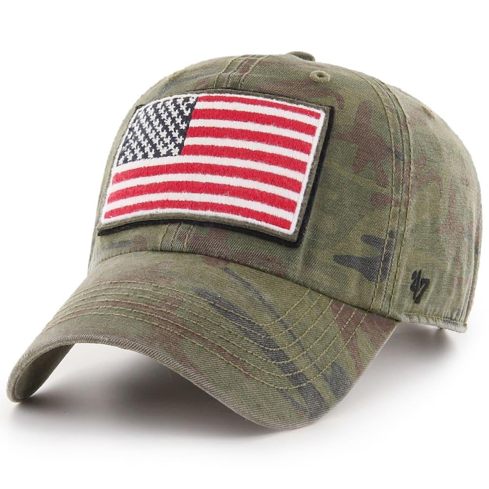 47 BRAND Men's Operation Hat Trick Sandalwood Movement '47 Clean Up Cap - CAMO