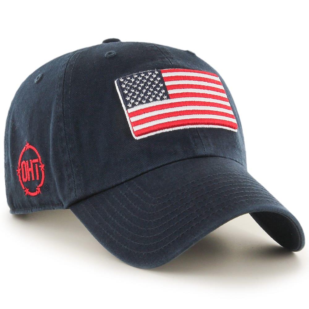 47 BRAND Men's Operation Hat Trick '47 Clean Up Cap - NAVY