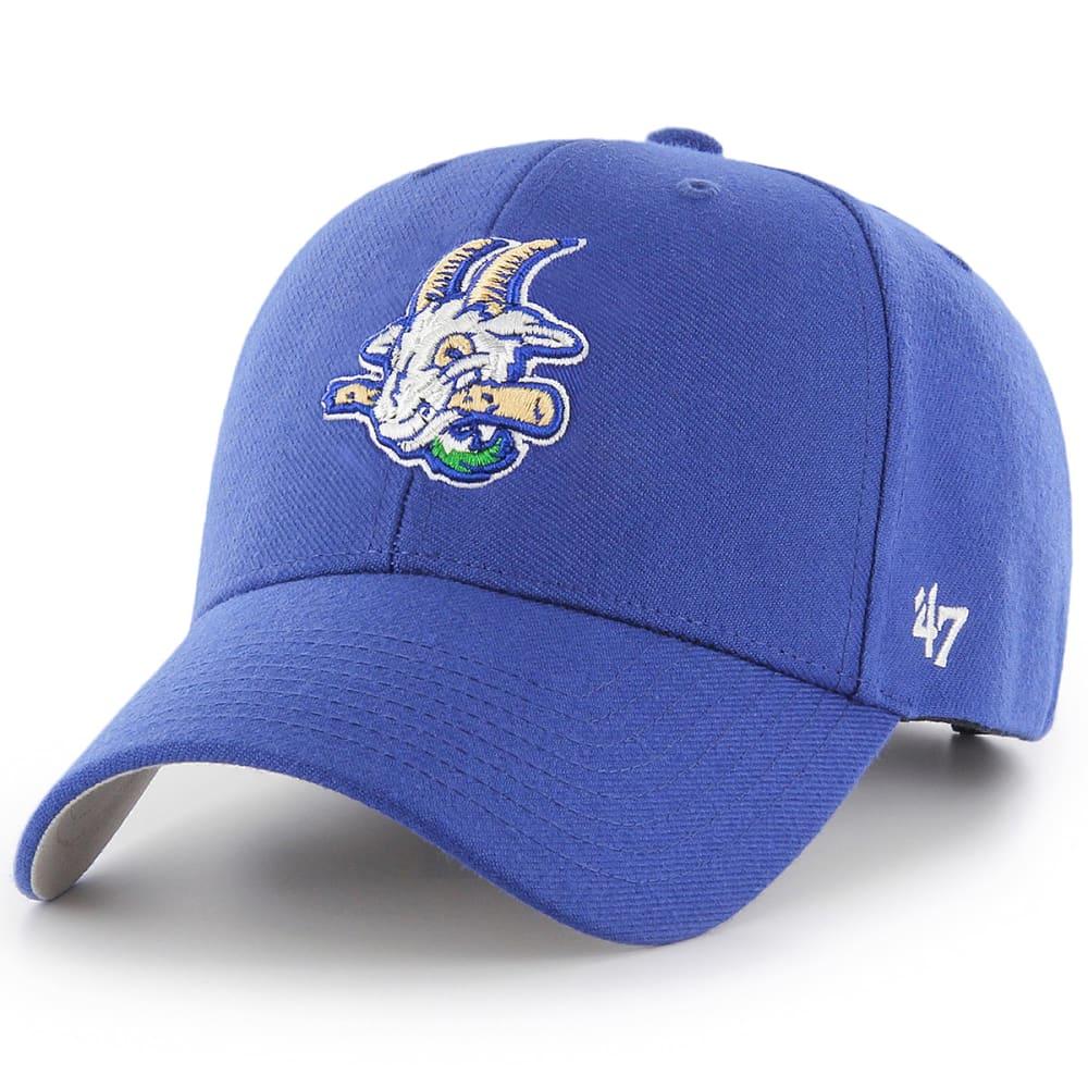 HARTFORD YARD GOATS '47 MVP Adjustable Hat - ROYAL BLUE