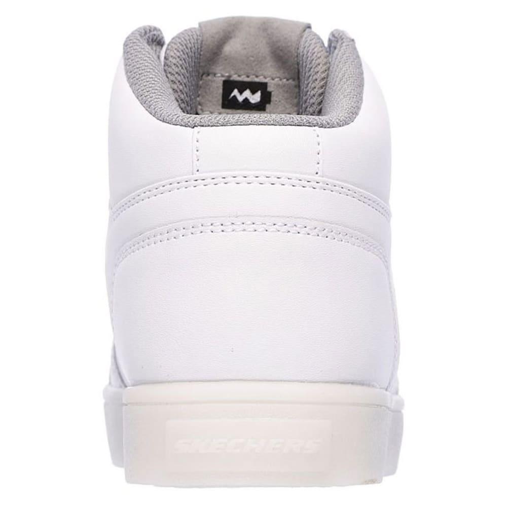 SKECHERS Boys' S Lights: Energy Lights Sneakers, White - WHITE