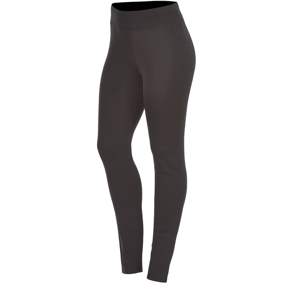 Ems(R) Women's Techwick(R) Heavyweight Base Layer Pants - Black, L