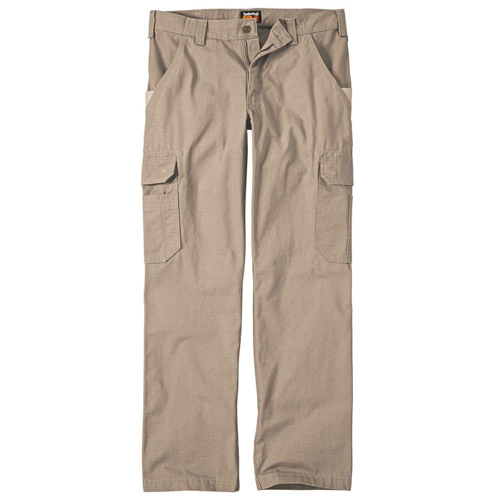 TIMBERLAND PRO Men's Work Warrior Ripstop Utility Pants - C76 TIMBER