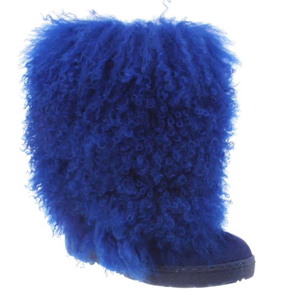 BEARPAW Women's Boetis II Boots, Cobalt blue 5