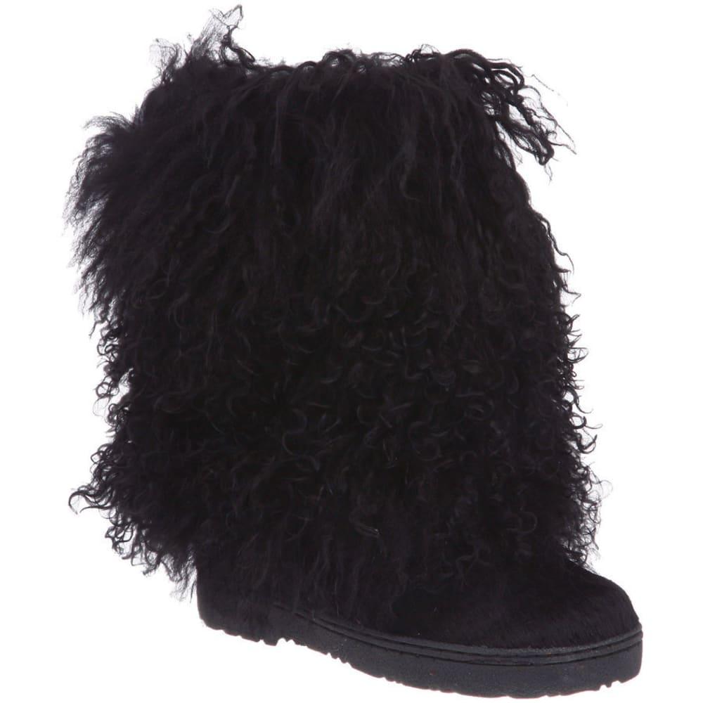 BEARPAW Women's Boetis II Boots, Black - BLACK