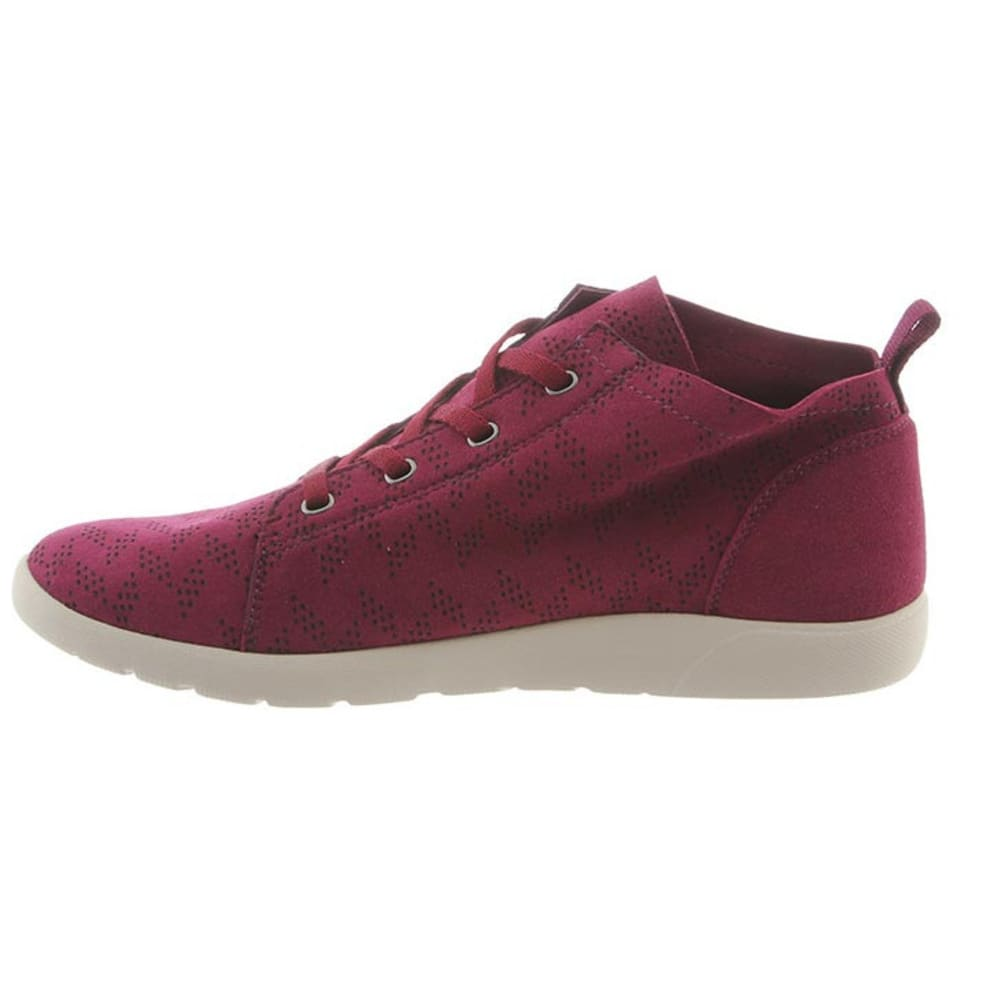 BEARPAW Women's Gracie Shoes, Plum - PLUM