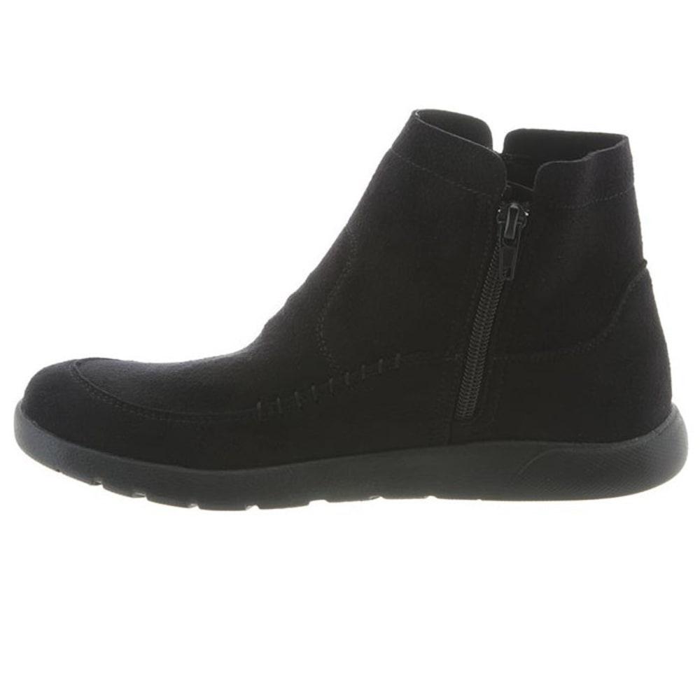 BEARPAW Women's Piper Shoes, Black - BLACK II