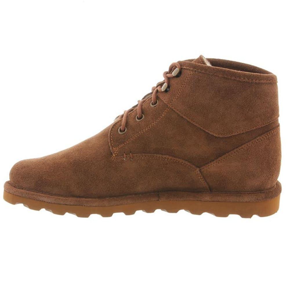 BEARPAW Men's Rueben Boots, Hickory II - HICKORY II