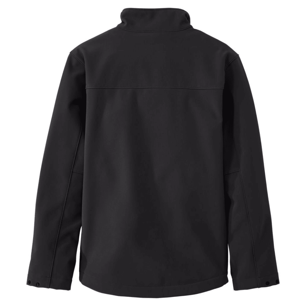 TIMBERLAND PRO Men's Power Zip Windproof Soft Shell Jacket - 015 BLACK
