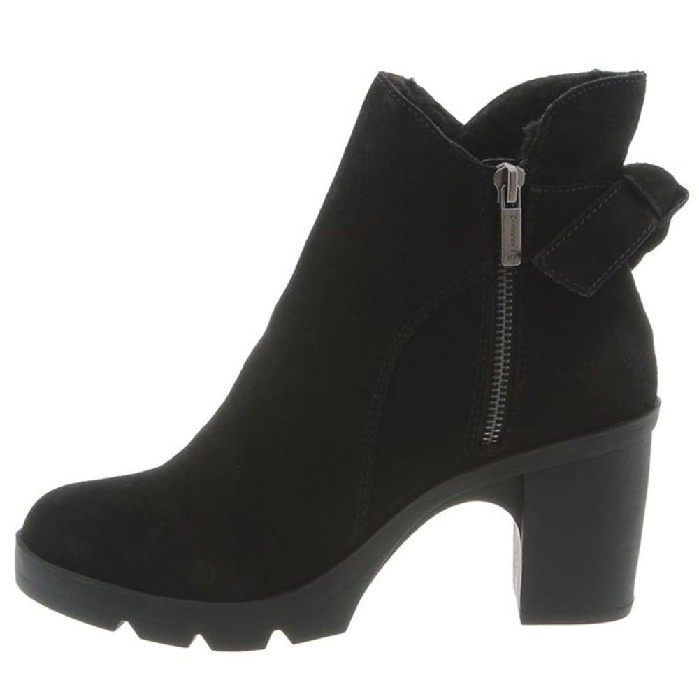 BEARPAW Women's Eden Boots, Black II - BLACK II