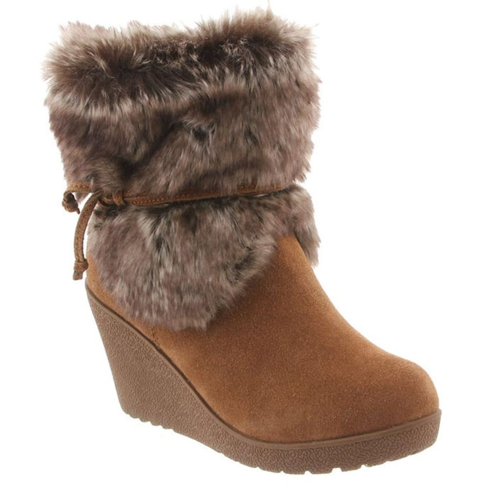 Bearpaw Women's Penelope Boots, Hickory Ii - Brown, 6