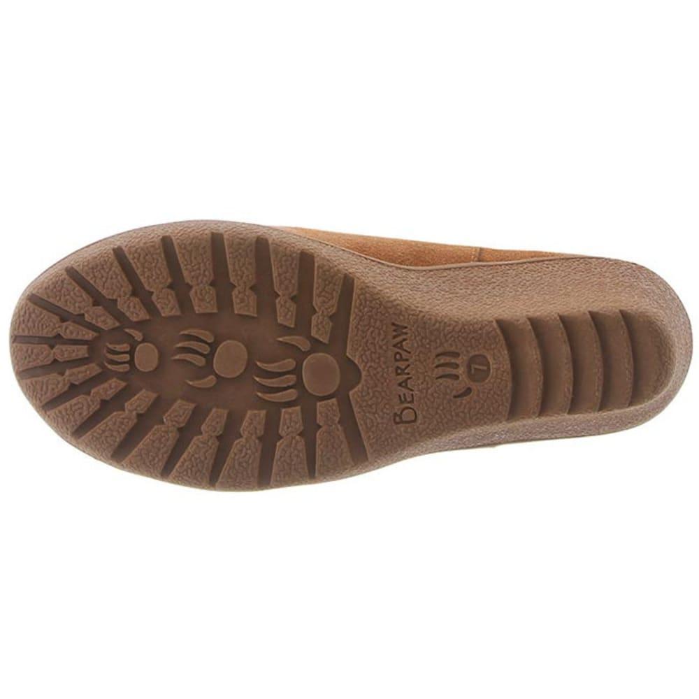 BEARPAW Women's Britney Boots, Hickory II - HICKORY II