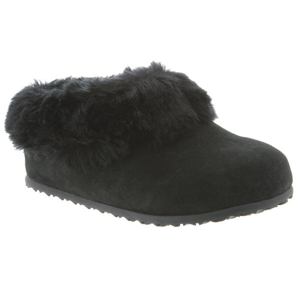 Bearpaw Women's Liliana Slippers, Black Ii