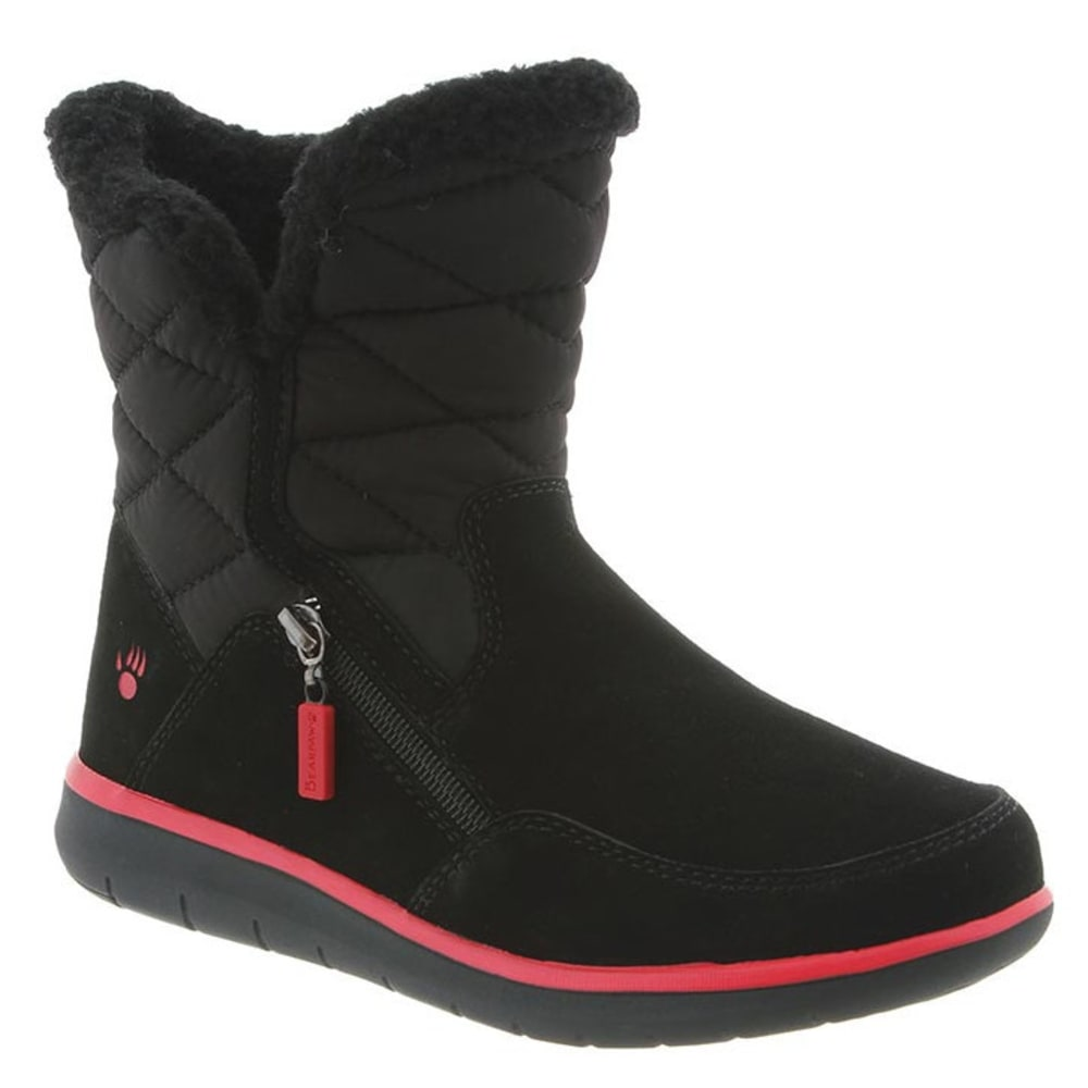 BEARPAW Women's Katy Boots, Black II - BLACK II