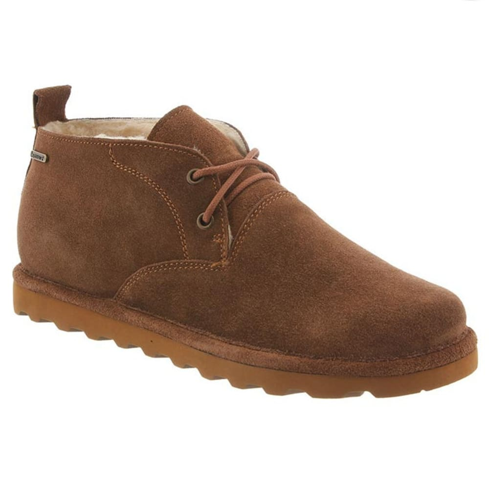 BEARPAW Men's Spencer Shoes, Hickory II - HICKORY II