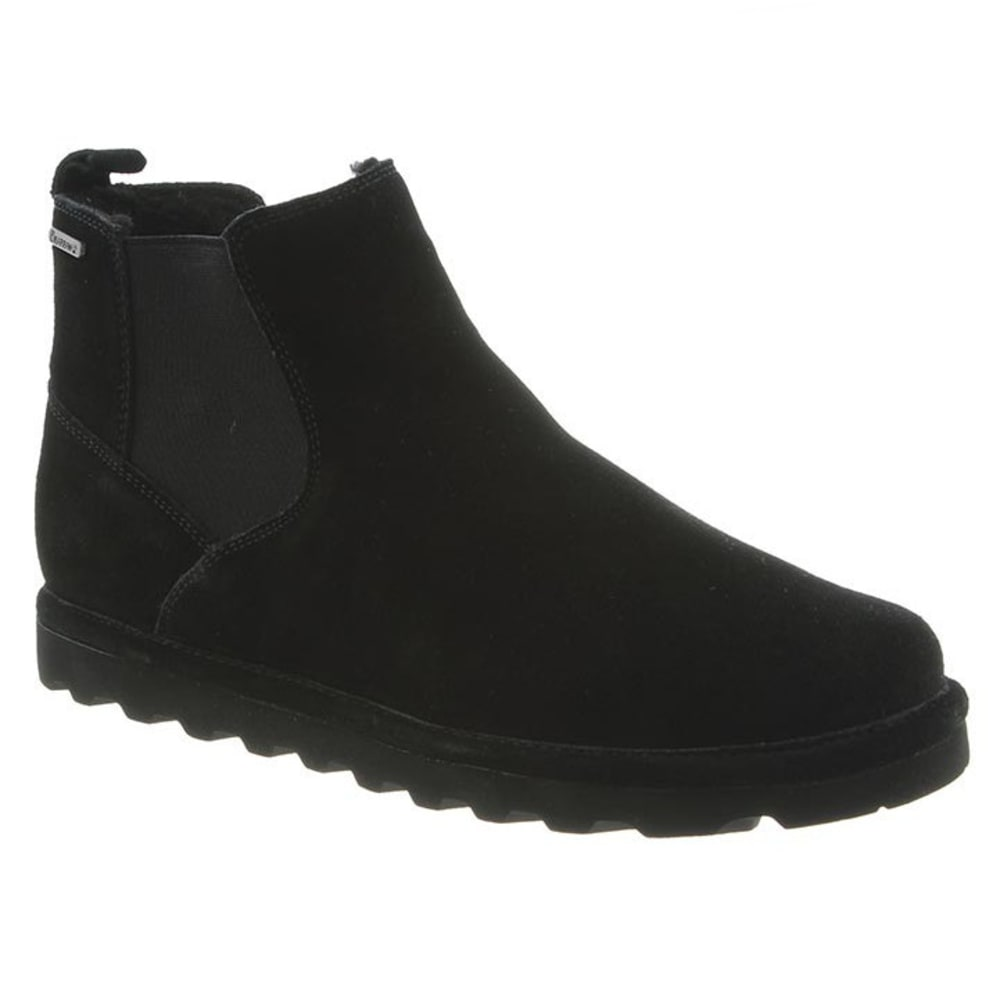 BEARPAW Men's Marcus Boots, Black II 8