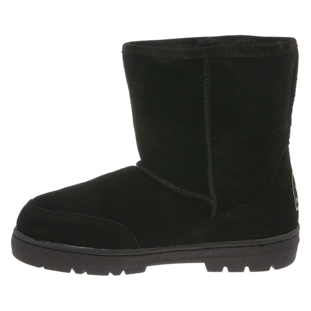 BEARPAW Men's Patriot Boots, Black II - BLACK II