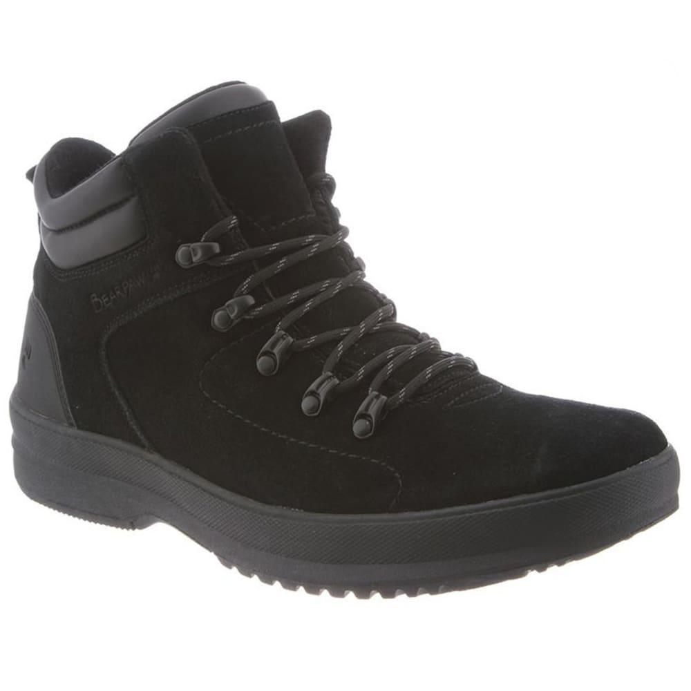 BEARPAW Men's Dominic Boots, Black II 8