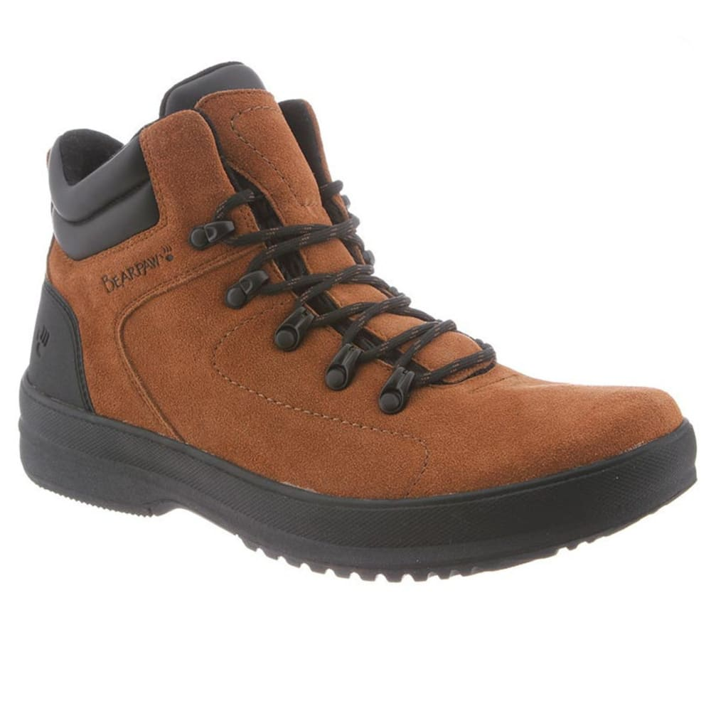 BEARPAW Men's Dominic Boots, Hickory II - HICKORY II