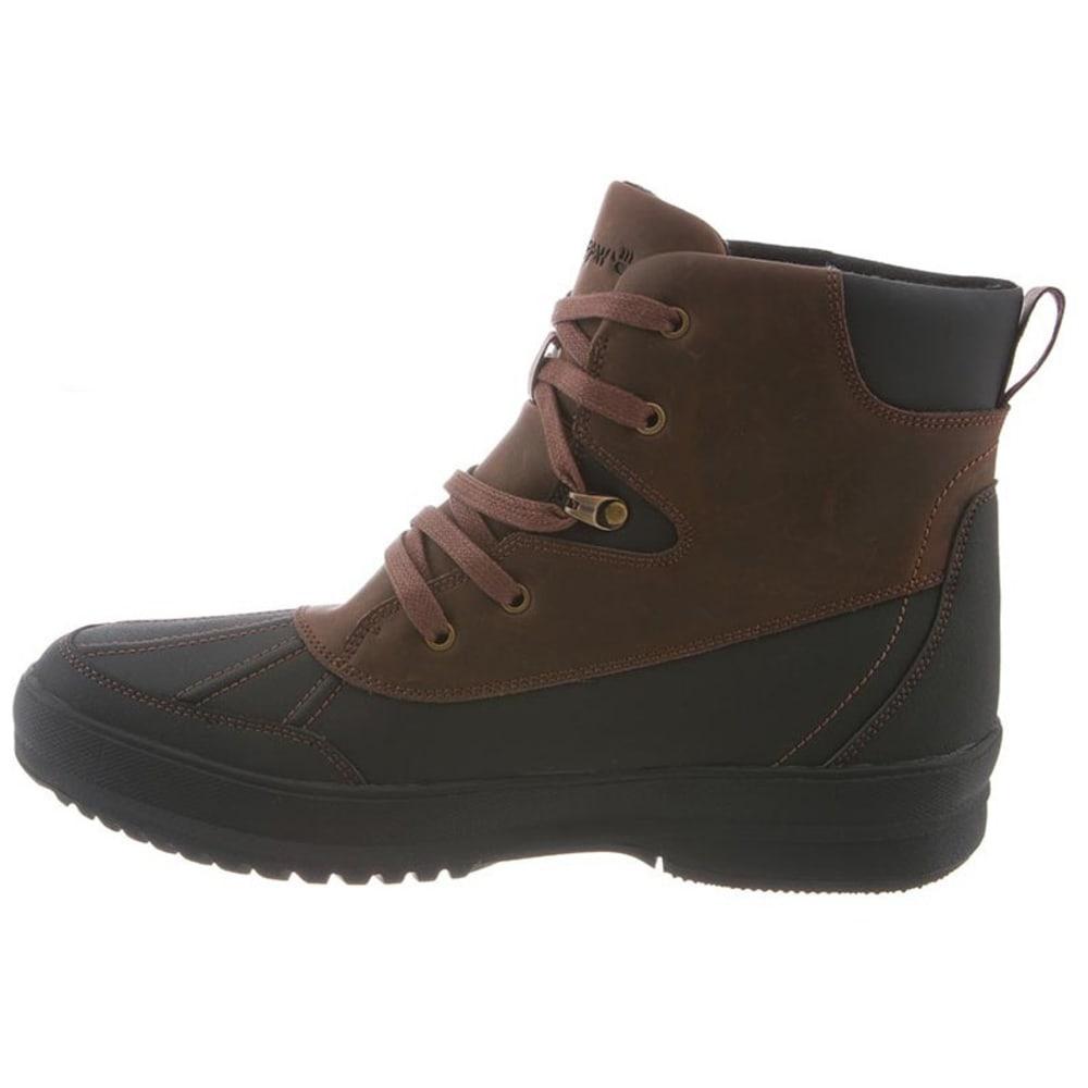 BEARPAW Men's Lucas Boots, Chocolate II - CHOCOLATE II