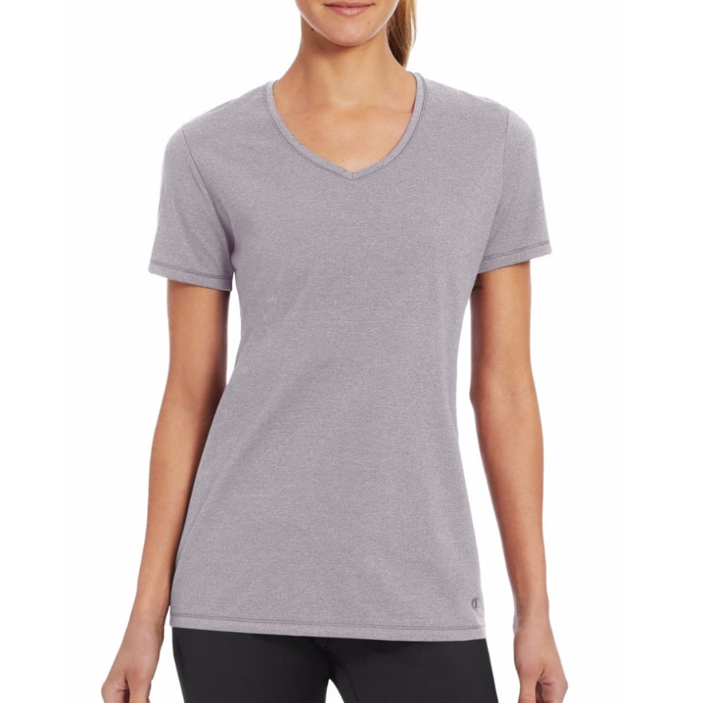 Champion Women's Vapor(R) Cotton T-Shirt - Black, M