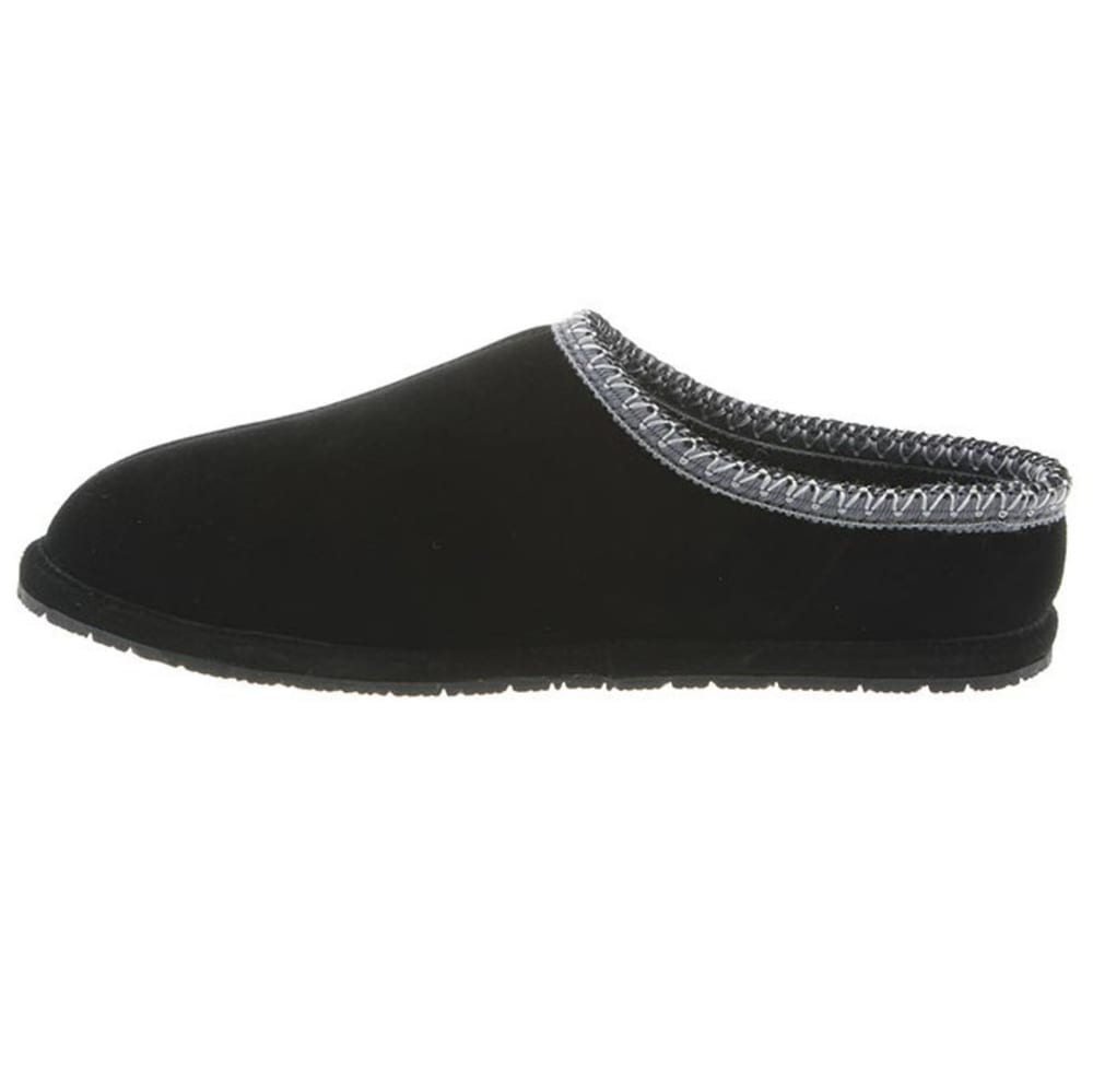 BEARPAW Men's Joshua Slippers - BLACK II