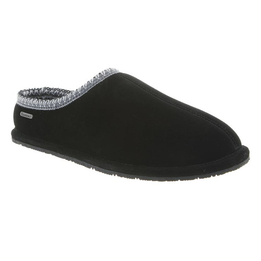 Bearpaw Men's Joshua Slippers - Black, 8