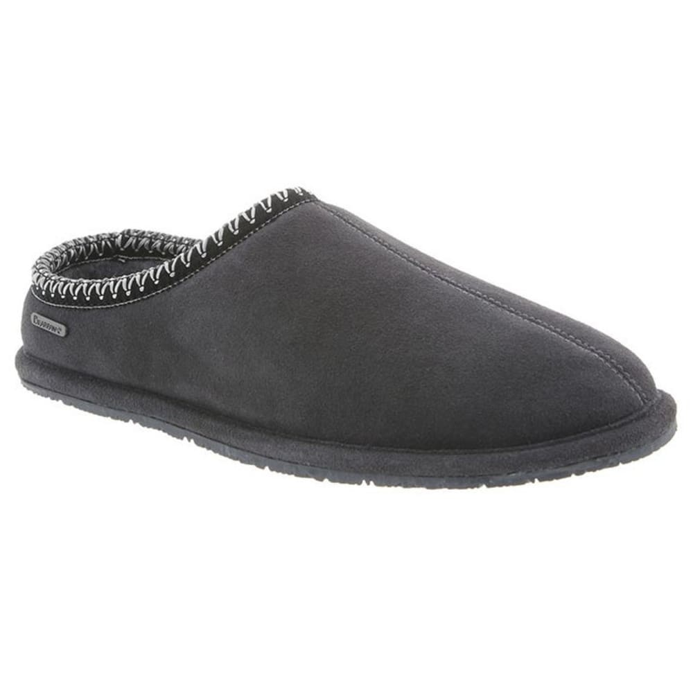 BEARPAW Men's Joshua Slippers - CHARCOAL