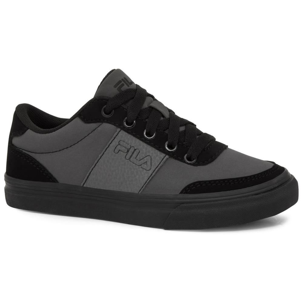 FILA Boys' G1000 Skate Shoes, Dark Grey/Black - GREY/BLK