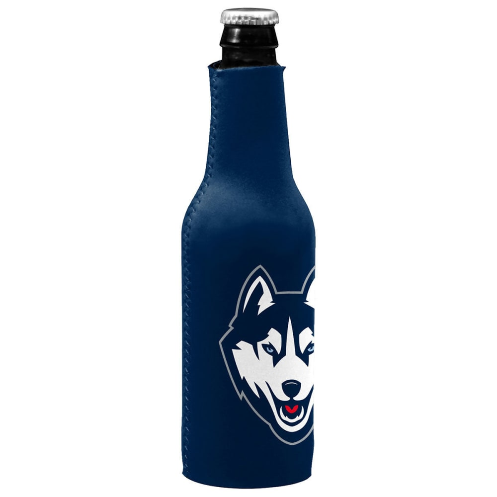UCONN Bottle Koozie - NAVY