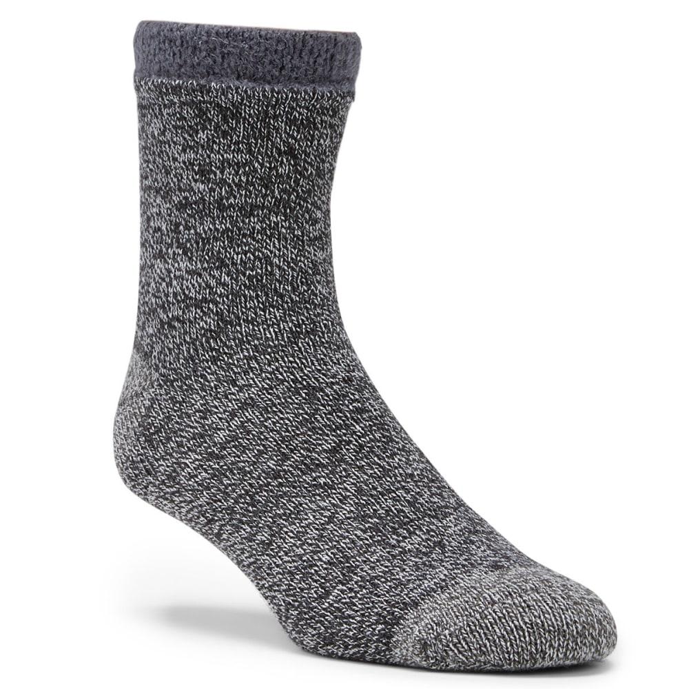 SOF SOLE Men's Fireside Marled Socks - GREY MARL