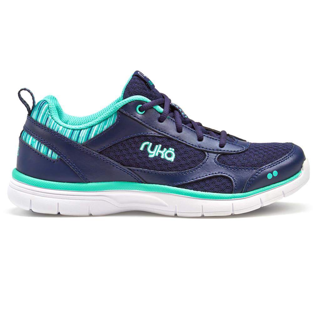 RYKA Women's Delish Cross-Training Shoes, Navy/Mint - NAVY