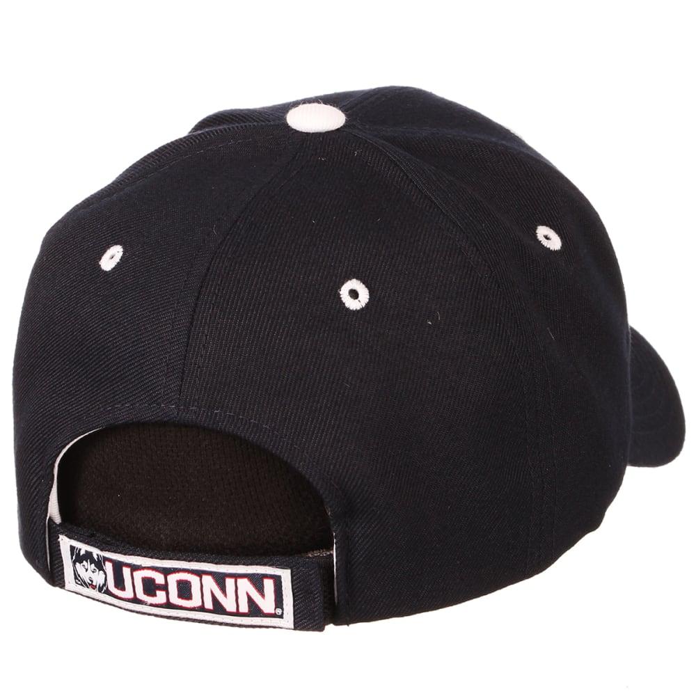 UCONN Men's Competitor Adjustable Cap - NAVY
