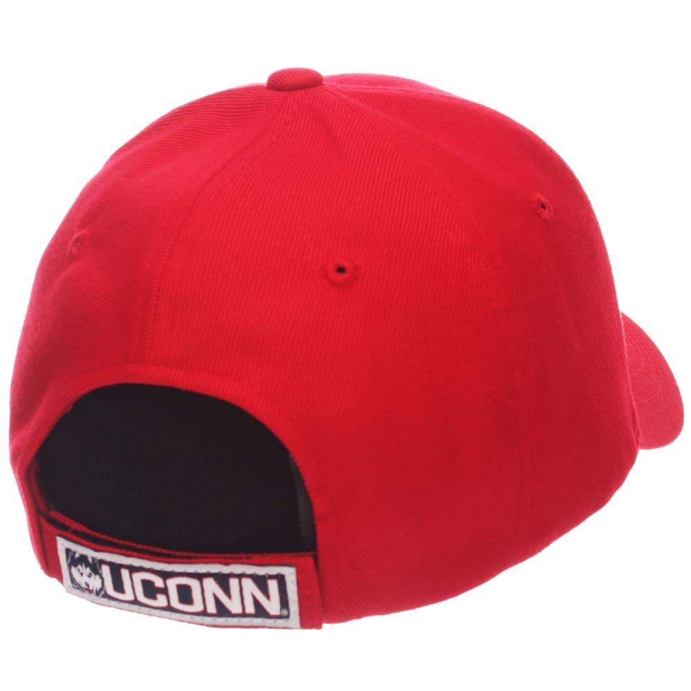 UCONN Men's Competitor Adjustable Cap - RED