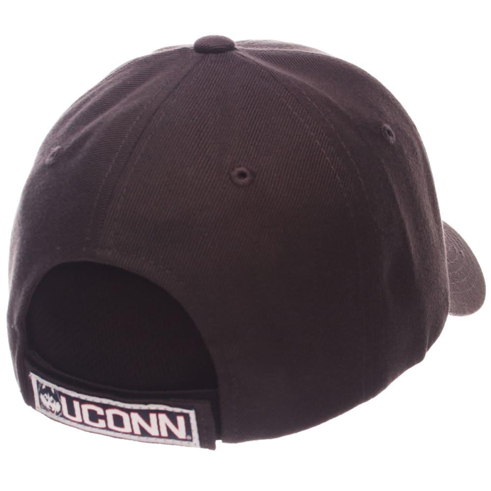 UCONN Men's Competitor Adjustable Cap - CHARCOAL
