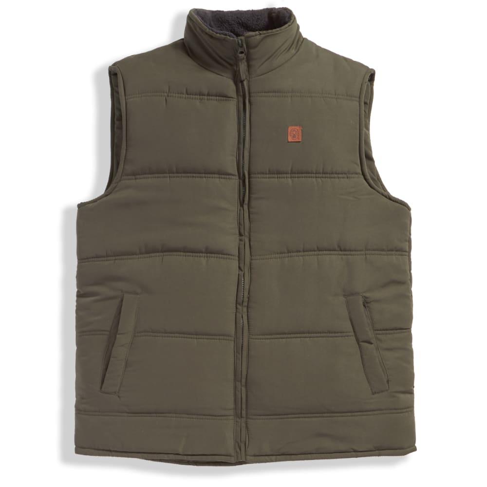 Coleman Men's Microfiber Vest - Green, M