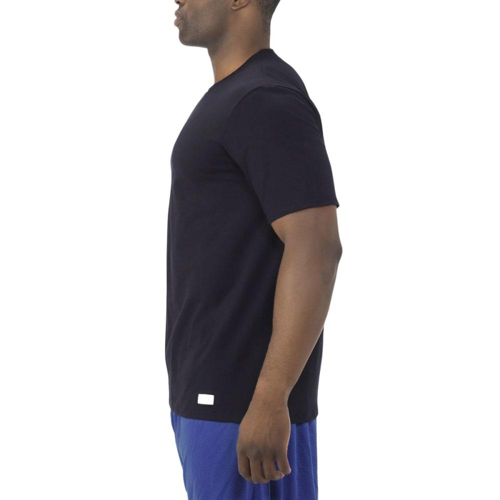 RUSSELL Men's Essential Short-Sleeve Tee - BLACK-BLK
