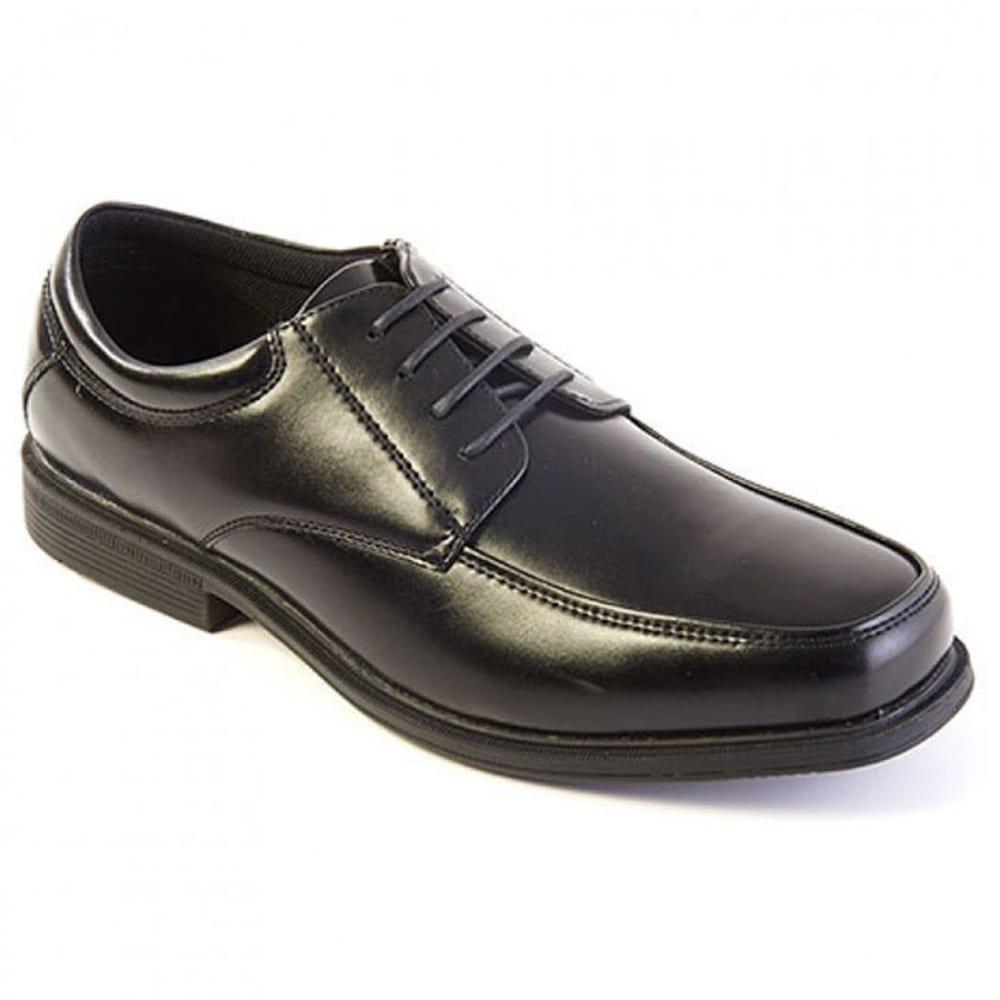 NUNN BUSH Men's Verne Dress Shoes, Black - BLACK