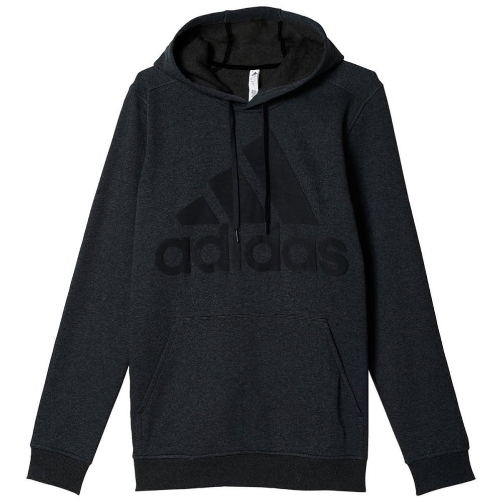 ADIDAS Men's Exult Logo Hoodie - BLACK-BS2961