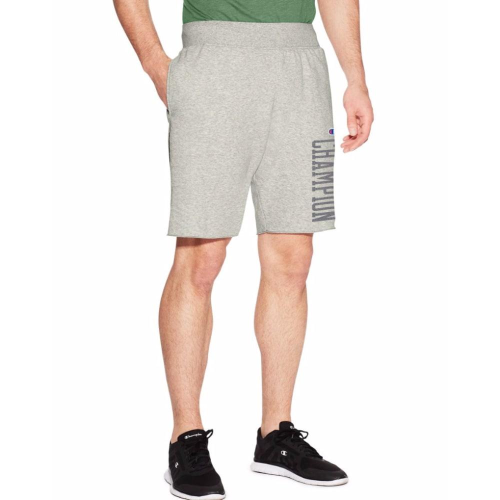 CHAMPION Men's Heritage Fleece Shorts L