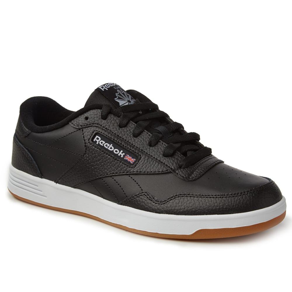 REEBOK Men's Club MemT Gum Sole Sneakers 9.5