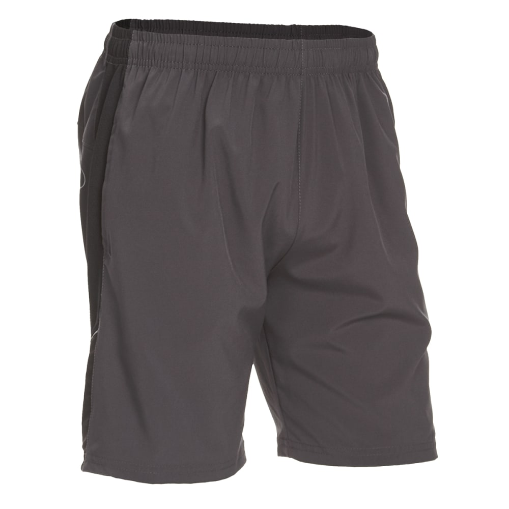 Bollinger Men's Woven Training Shorts - Black, S