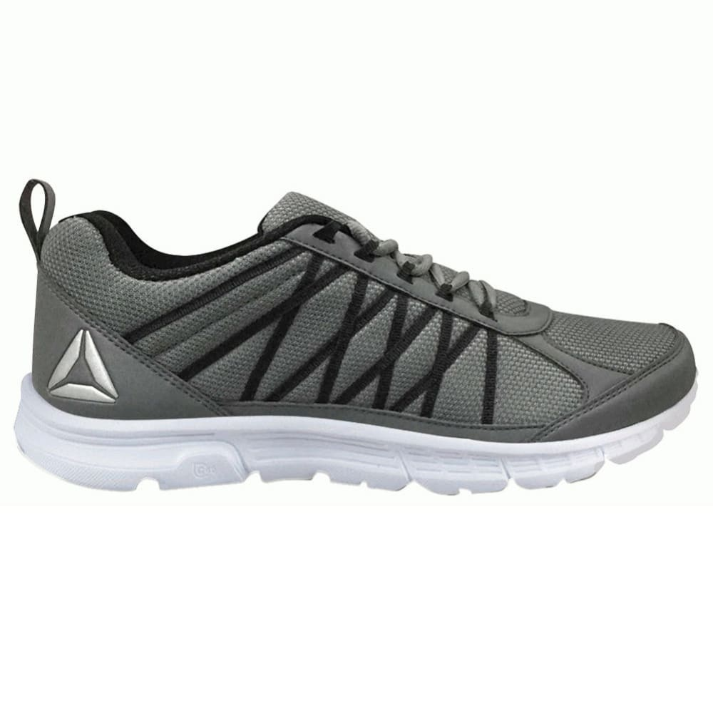 REEBOK Men's Speedlux 2.0 Running Shoes, Grey - GREY