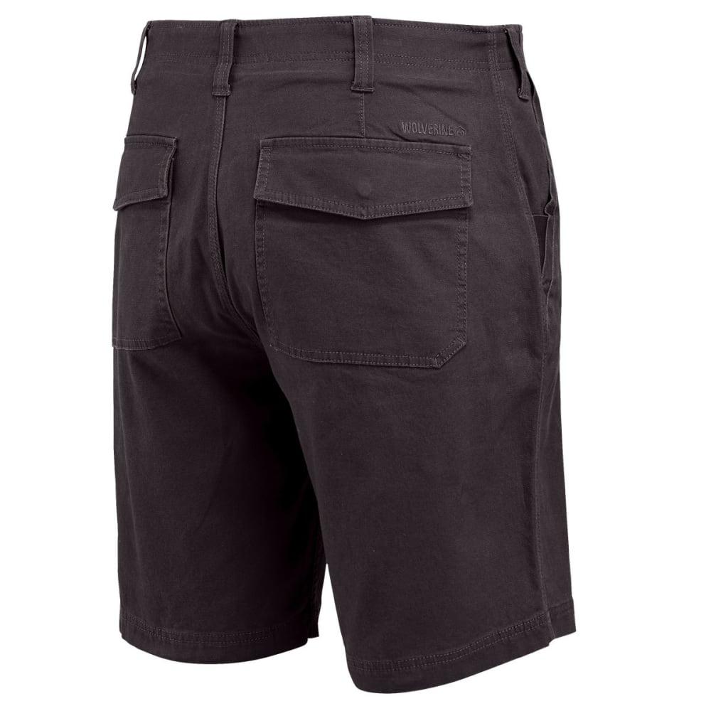 WOLVERINE Men's 10 in. Oakland Shorts - 045 GRANITE