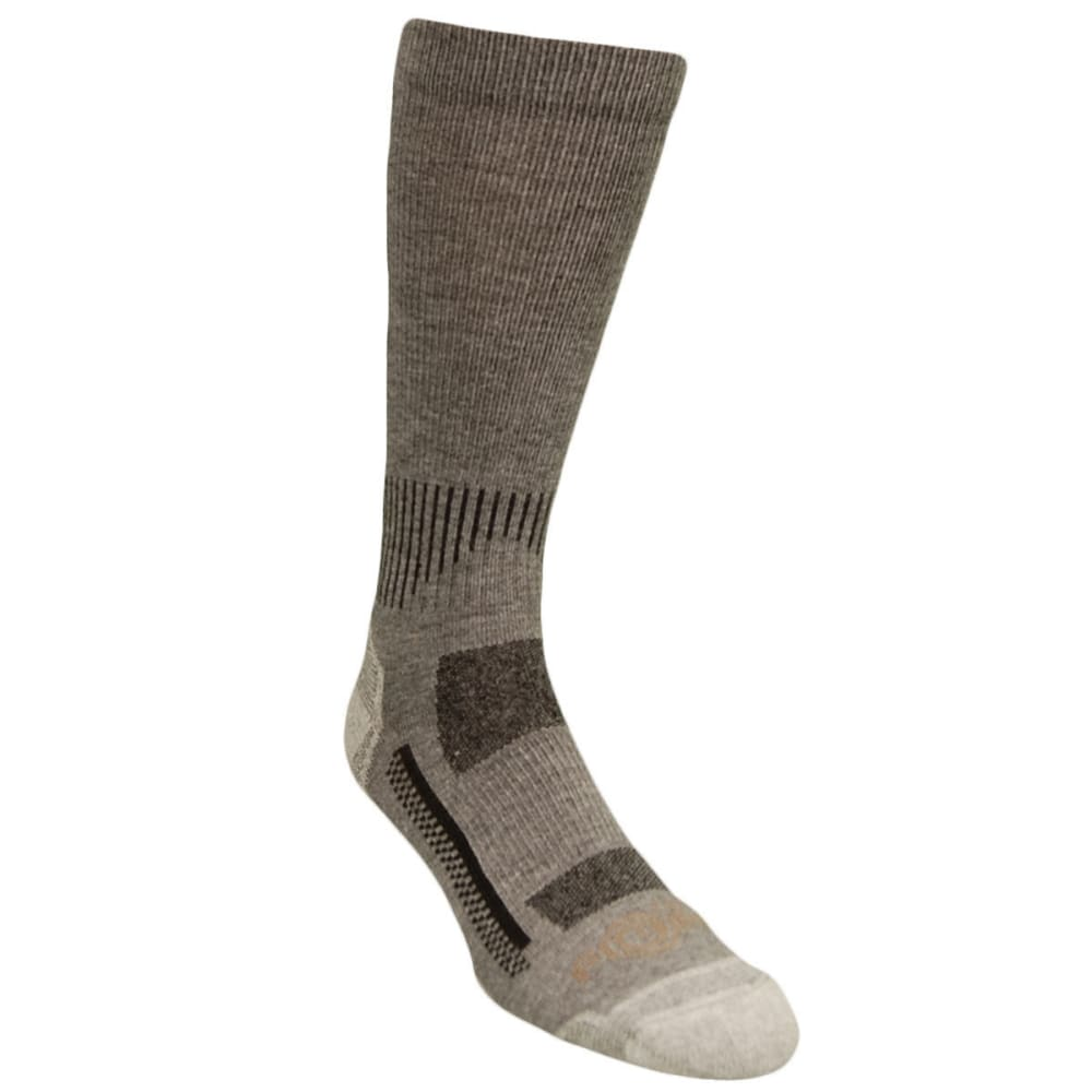 Carhartt Men's Force(R) High-Performance Crew Socks - Black, L