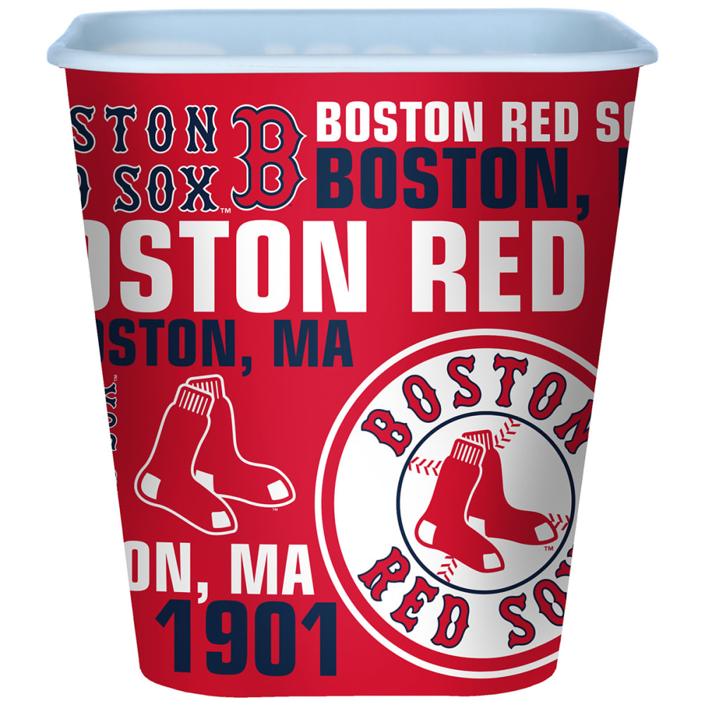BOSTON RED SOX Sport Snack Bucket - NAVY