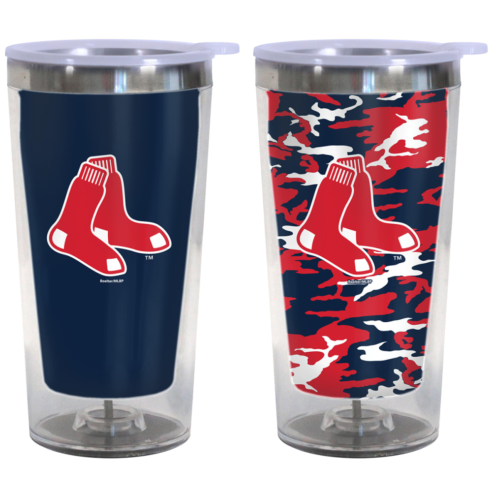 BOSTON RED SOX Color Change Tumbler - NO COLOR