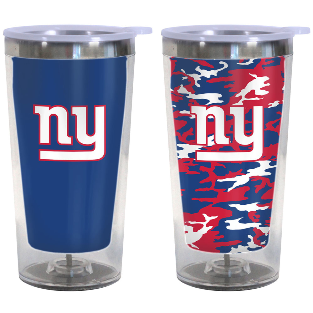NEW YORK GIANTS Color Change Tumbler - NO COLOR